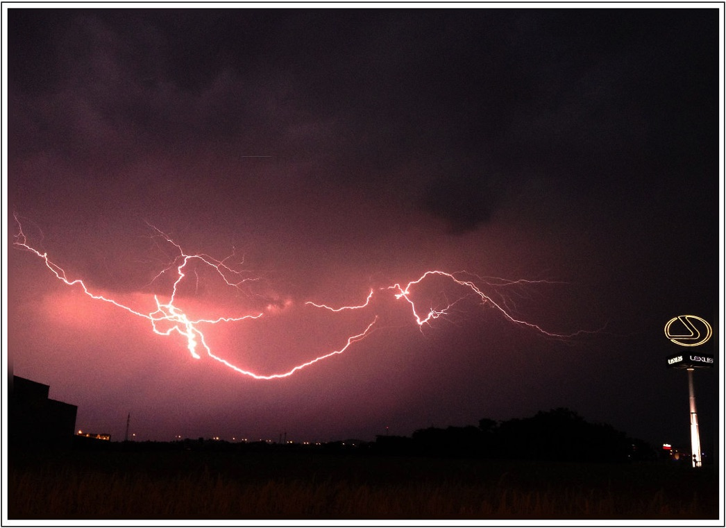 Pictures how lightning of to take